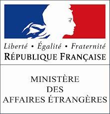 logo du ministère des Affaires étrangères (MAE)