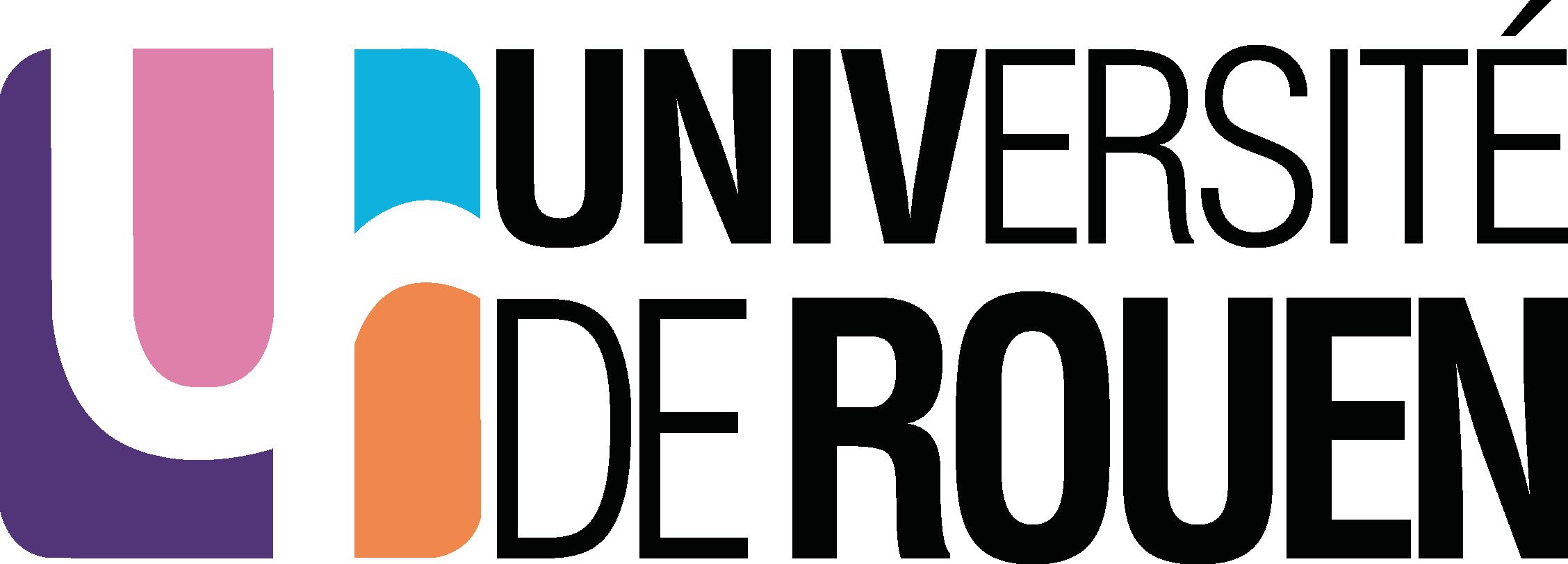 logo de l'Université de Rouen Normandie