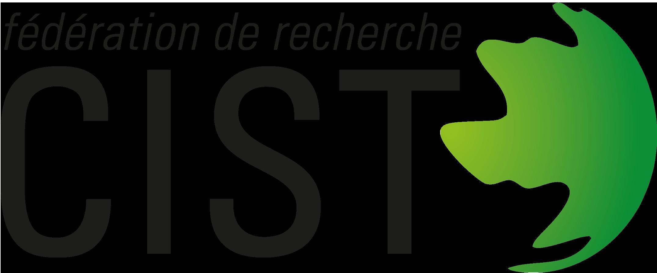 Collège international des sciences du territoire - logo